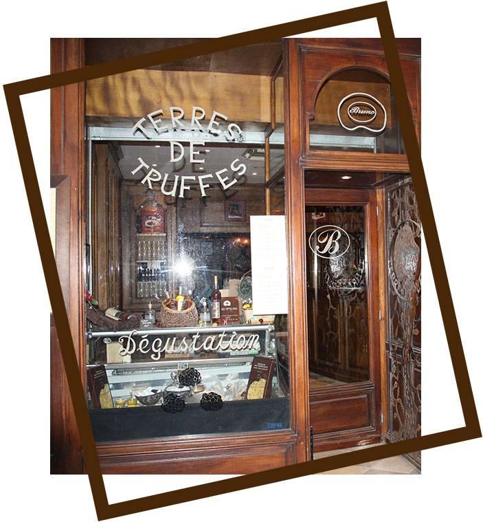 Le Restaurant - Terres de Truffes - Nice