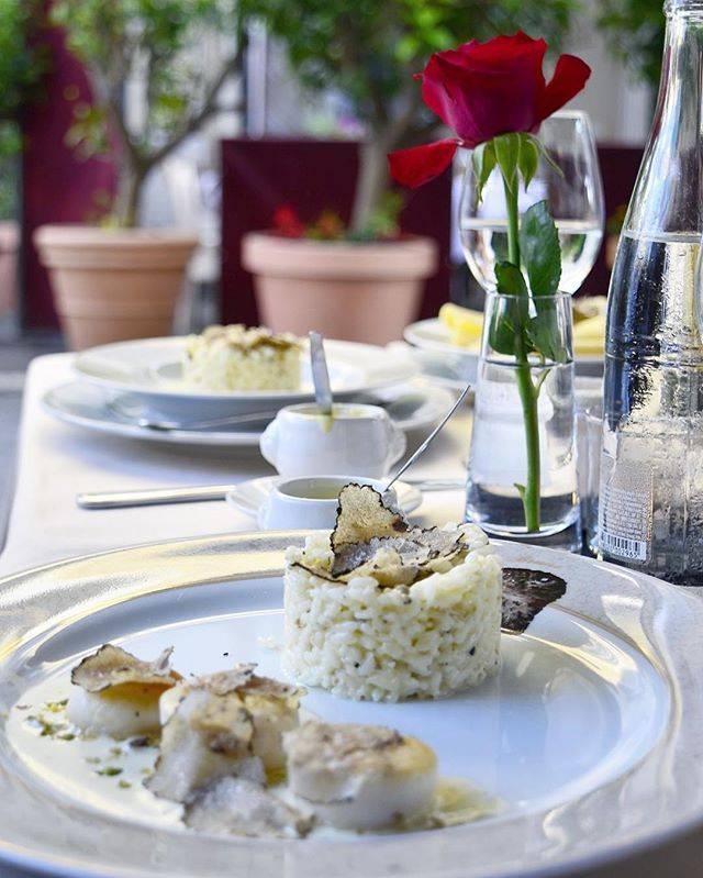 La Carte - Terres de Truffes - Restaurant Nice